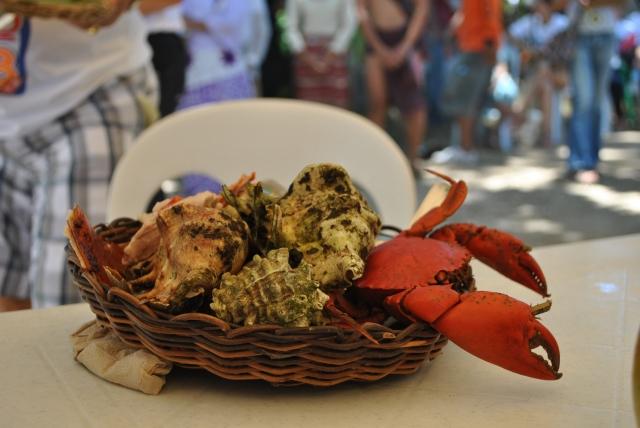 fresh seafood crab danao philippines