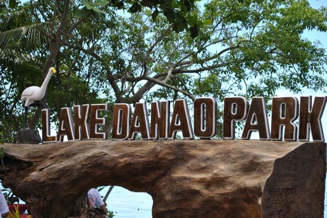 lake danao park philippines