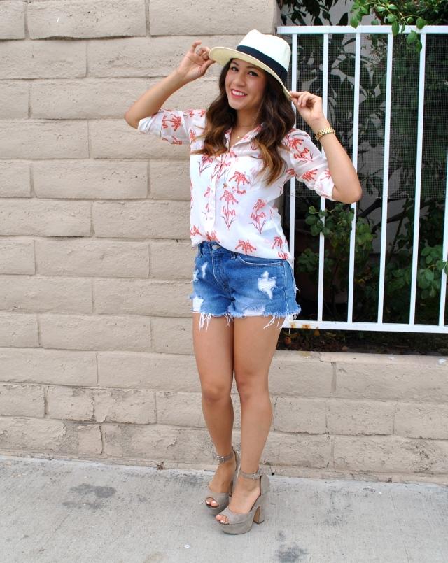 Cali Cool Outfit idea