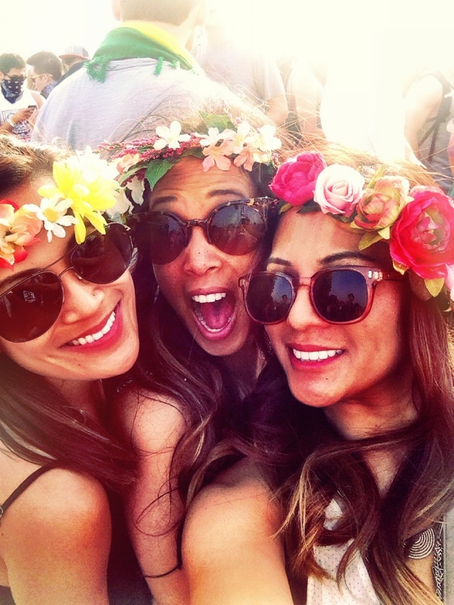 DIY flower crowns hair piece coachella flower headband
