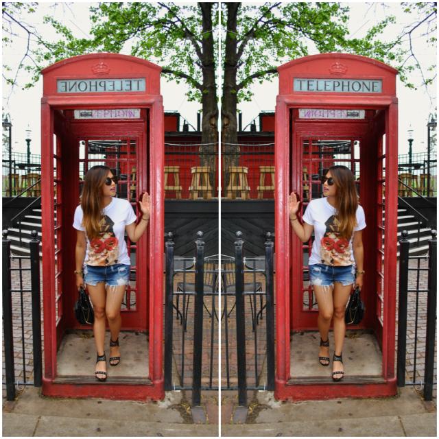 Red Phone Booth Westport RLRB