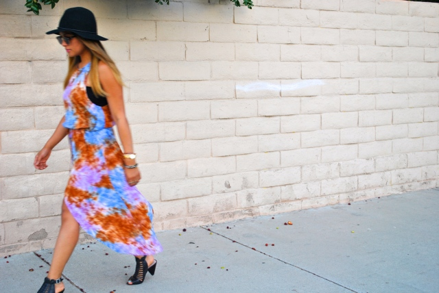 summer style boho chic style blogger