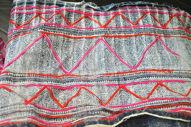aztec fabric handmade