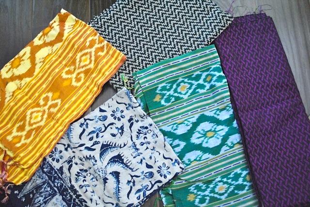 Bali fabric RLRB