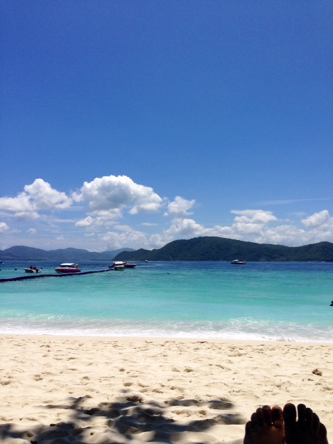 coral island thailand rlrb