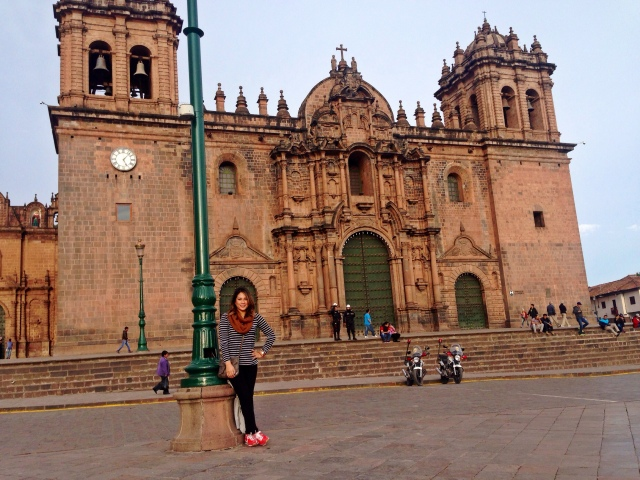 Cusco Peru Travel RLRB