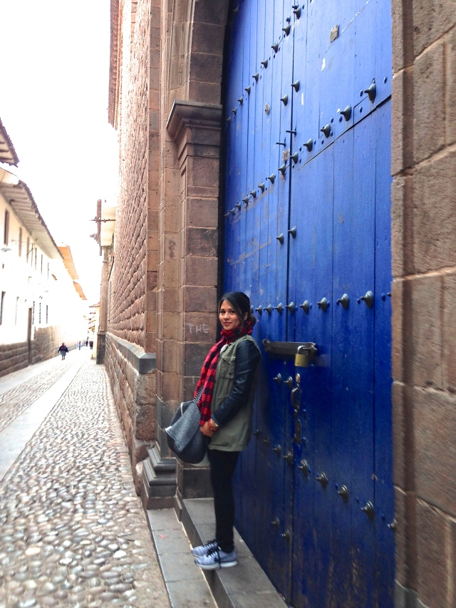 Cusco Plaza De Armas streetstyle Travel