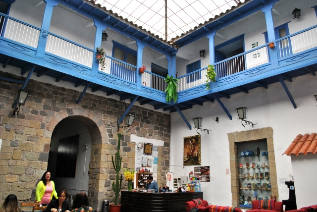 Hostal Into wasi Cusco