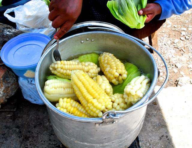 Peruvian corn