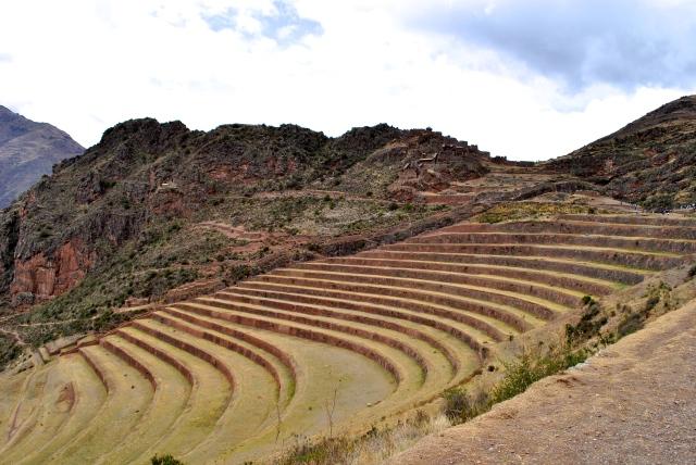 Pisac Ruins Peru