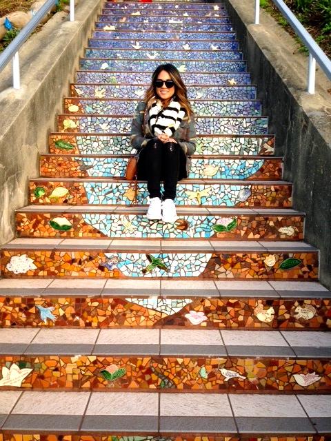 Moraga Steps Style Blog RLRB