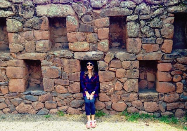 Ruins Peru Travel RLRN